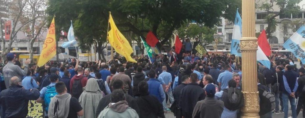 REBELIÓN EN EL TRANSPORTE